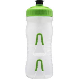 Fabric Cageless Bidón 600ml, green